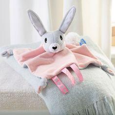 Doudou plat Baby Bunny le lapin : The Gro Company