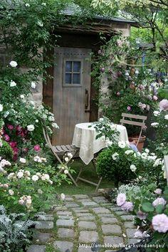 フローラのガーデニング・園芸作業日記-第11回 国際バラとガーデニングショウにて
