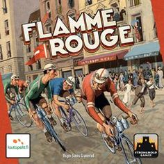 Brætspil Flamme Rouge by Feltet. Board Game Shelf, Leading From The Front, Holiday Games, Family Board Games, Pull Off, First Game, Finish Line, Shut Up, The Expanse