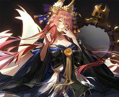 Tamamo no mae (Caster)  Fate Grand order