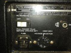 Musikinstrumen-Verstärker Hohner IKV-120 in Bayern - Würzburg | Musikinstrumente und Zubehör gebraucht kaufen | eBay Kleinanzeigen