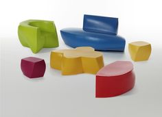 Heller Frank Gehry Color Cube