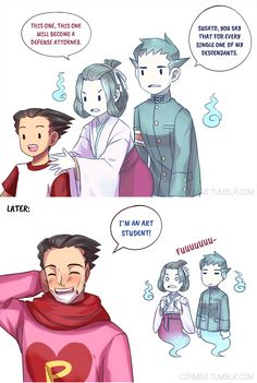 Post found in: http://conmimi.tumblr.com/post/159576427605/susato-just-wants-ryuunosukes-legacy-to-live-on