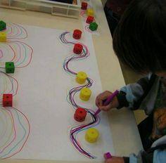 Pra Gente Miúda: 07 dicas incriveis - Psicomotricidade e Coordenação Letter B Activities, Montessori Activities, Motor Activities, Preschool Learning, Preschool Activities, Art For Kids, Belem, Gross Motor, Sensory Activities