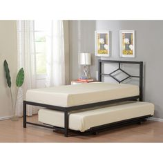 black metal twinsize daybed by k and b furniture co inc daybed bedsmetal