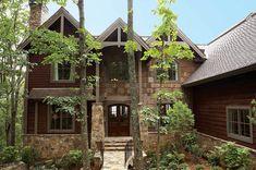 Luxurious Mountain Lodge - 15757GE - 01