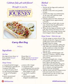 Curry Hot Dog