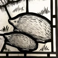 Detail from the Whitefriars stained glass cartoon collection | Rakow Research Library
