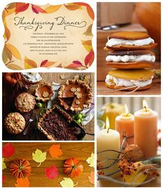 Have your created your #Thanksgiving dinner menu yet? View the latest Inspiration Board on the Tiny Prints Blog