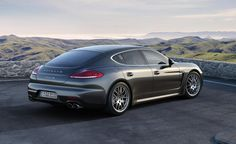 I used to hate these but they're growing on me- PORCHE- Panamera 4s 2014
