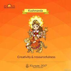 Names Of Goddess Durga, Durga Goddess, Maa Kali Images, Durga Images, Shiva Shakti, Durga Maa, Happy Navratri, Navratri Wishes, Worship Quotes