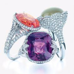 These jewels are gorgeous! <3