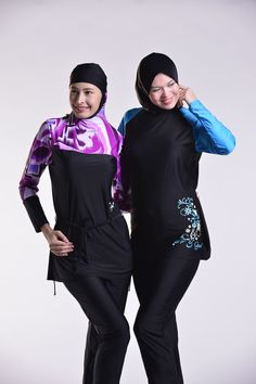 Ogival Muslim Swimwear