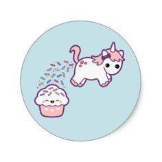 Cute Stickers, Cute Custom Sticker Designs