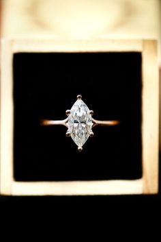 Rose Gold Engagement Ring, Solitaire Engagement, Unique Rings, Moissanite, Or Rose, Dream Wedding, Fantasy Wedding, Fall Wedding, Wedding Ideas