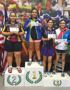 Hermana menor de Adriana Díaz se corona campeona nacional a...