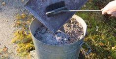 Utilisation de la cendre contre les puces au poulailler :