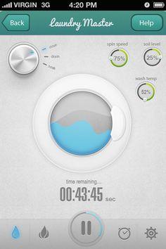 Laundry Master App