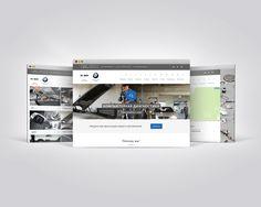 Разработка сайта RC BMW