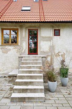 Kalkstenshus på Gotland