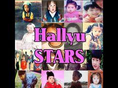 Estrellas hallyu en su infancia- Actrices y actores coreanos como eran d...