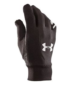 Black ColdGear® Liner Gloves