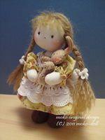 Moko doll