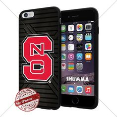 "NCAA-NC State Wolfpack,Cool iPhone 6 Plus (6+ , 5.5"") Smartphone Case Cover Collector iphone TPU Rubber Case Black SHUMMA http://www.amazon.com/dp/B0130UVOBA/ref=cm_sw_r_pi_dp_-3Zbwb0RNWFT0"