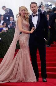 Blake Lively Met Gala 2014 Gucci dress