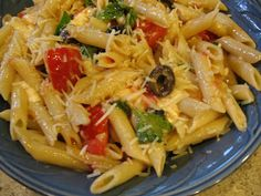 cookin' up north: Awesome Pasta