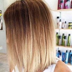 6.Straight Bob Hairstyle
