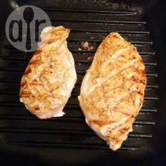 Tunisian griddled chicken on your #blackstonegriddle