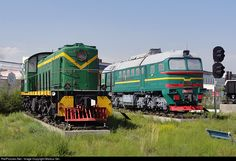 RailPictures.Net Photo: Unknown Mongolian Railway Different at Ulaanbaatar, Mongolia by Markus Gmür