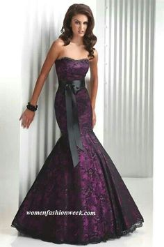 I like it Purple Wedding Dresses 16fa9db47bb9