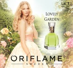 Awesome products via Oriflame xxx