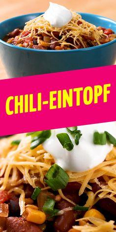 Chill und iss dabei das hier! Mehr Rezepte von uns gibt's auf Pinterest und YouTube. Pulled Pork, Tacos, Food And Drink, Mexican, Ethnic Recipes, Joseph, Party, Youtube, Life Savers