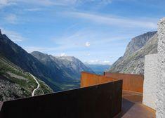 Trollstigen Tourist Route by Reiulf Ramstad Architects