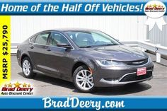 Vehicles for Sale in Maquoketa, IA. View our Brad Deery Auto Group inventory to find the right vehicle to fit your style and budget! Chrysler 200, Cars For Sale, Remote, News, Vehicles, Motors, Centre, Motorbikes, Pilot