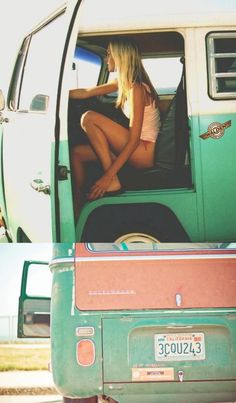 I want to get a car like this and go on a road trip with all my friends one summer