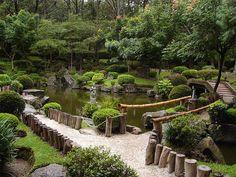 Les plus beaux jardins zen sur la planète : Un jardin japonais au Mexique - N°11