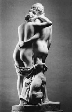 Detail - Antonio Canova | Adone e Venere.