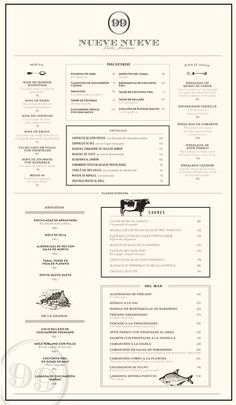 The Secrets To Restaurant Menu Design Menu Restaurant, Restaurant Identity, Restaurant Design, The Menu, Menu Resto, Speisenkarten Designs, Cafeteria Menu, Coffee Shop Menu, Menu Layout