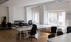 Voll ausgestatteter und sehr zentraler Büroraum mit Rund-um-Sorglos-Paket #Büro, #Bürogemeinschaft, #Office, #Coworking, #Stuttgart