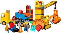 10813 - LEGO® DUPLO Nagy építkezés