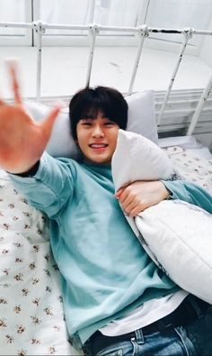 waking up to you ♡ jaehyun