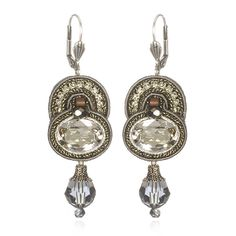 Dori Csengeri #earrings #jewelry #diamonds