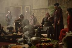 Tell-Tale TV Series Premiere Panels: Of Kings and Prophets
