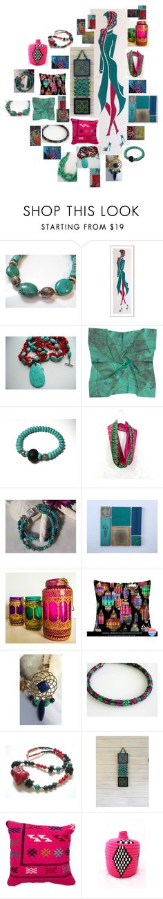 Colourful Gifts from Etsy by artfashionbyromilly on Polyvore featuring interior, interiors, interior design, home, home decor, interior decorating and Volcanica