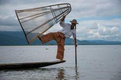 Lac Inle - Birmanie - Myanmar