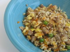 We love fried rice and this looks like a great way to make it.